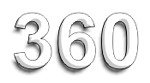 Photo of logo for 360