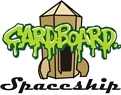 Photo of logo for Cardboard Spaceship