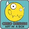 Photo of logo for Creo Design Toys