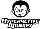Photo of logo for Hyperactive Monkey