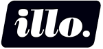 Photo of logo for Illo Magazine
