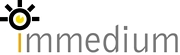 Photo of logo for Immedium