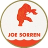 Photo of logo for Joe Sorren art.