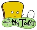 Photo of logo for Mr. Toast