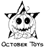 Photo of logo for October Toys