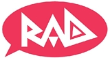 Photo of logo for Rad is Rad