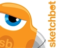 Photo of logo for Sketchbot