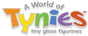 Photo of logo for Tynies: Tony Glass Figurines